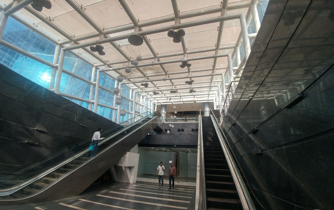 Commercial Office Space 6770 sqft for rent in Andheri East, Mumbai