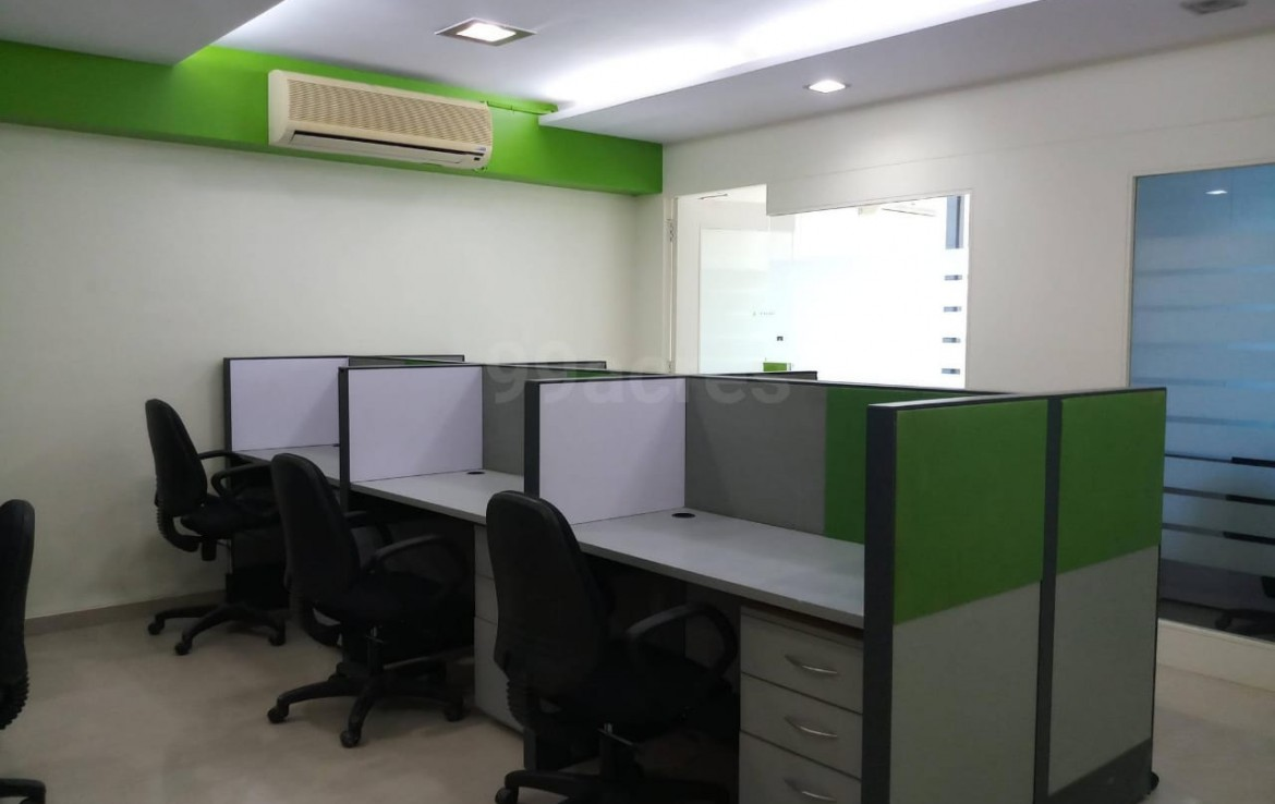 Office Space 1500 sqft for rent in Gundecha Onclave, Sakinaka Junction