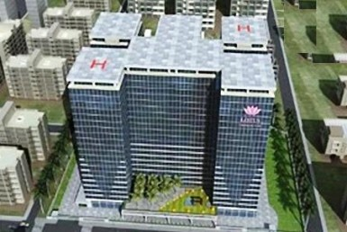 Commercial Office Space 4500 sqft for rent in Lotus Corporate Park, Goregaon East