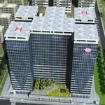 Commercial Office Space for rent in Lotus Corporate Park, Goregaon East,Jogeshwari east