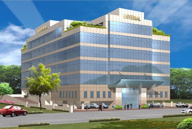Excellent office space 2040 sqft area immediately available on rent