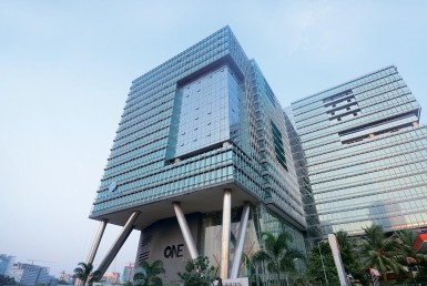 Commercial Office Space 1600 sqft for rent in One BKC, Bandra Kurla Complex, Mumbai