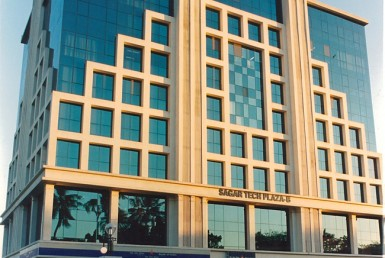 Commercial Office Space 966 sqft for rent in Sagar Tech Plaza
