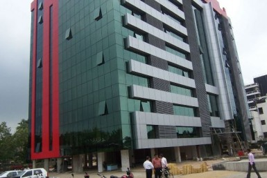 Commercial Office Space 950 sqft for rent in Chakala, Mumbai