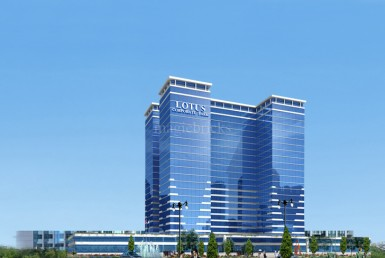 Commercial Office Space for rent in Lotus Corporate Park