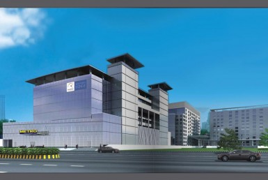 Commercial Office Space 2450 sqft for rent in Western Edge