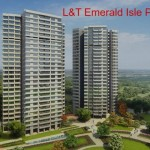 2BHK Residential Apartment L and T Emerald Isle