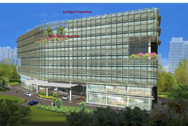 Commercial office space available for L & L - Solitaire Corporate Park Bldg.No.S-14