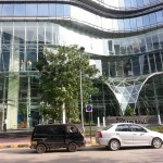 Ready to move office space in Wadhwa The Capital, Bandra Kurla Complex