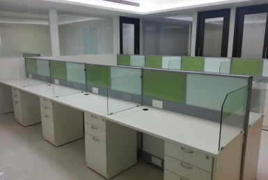 office space in Infotech park, Wagle Estate