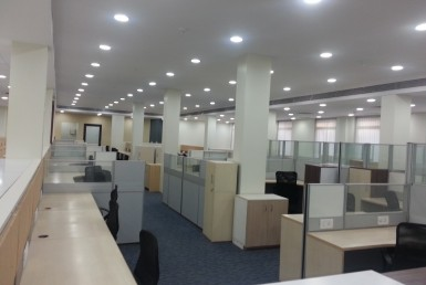 16,000 Sq-ft Commercial Office Space for Rent in Andheri east,Mumbai