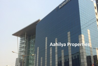 Commercial Office Space for sale in Ackruti Star, MIDC Industrial Estate ,Mumbai
